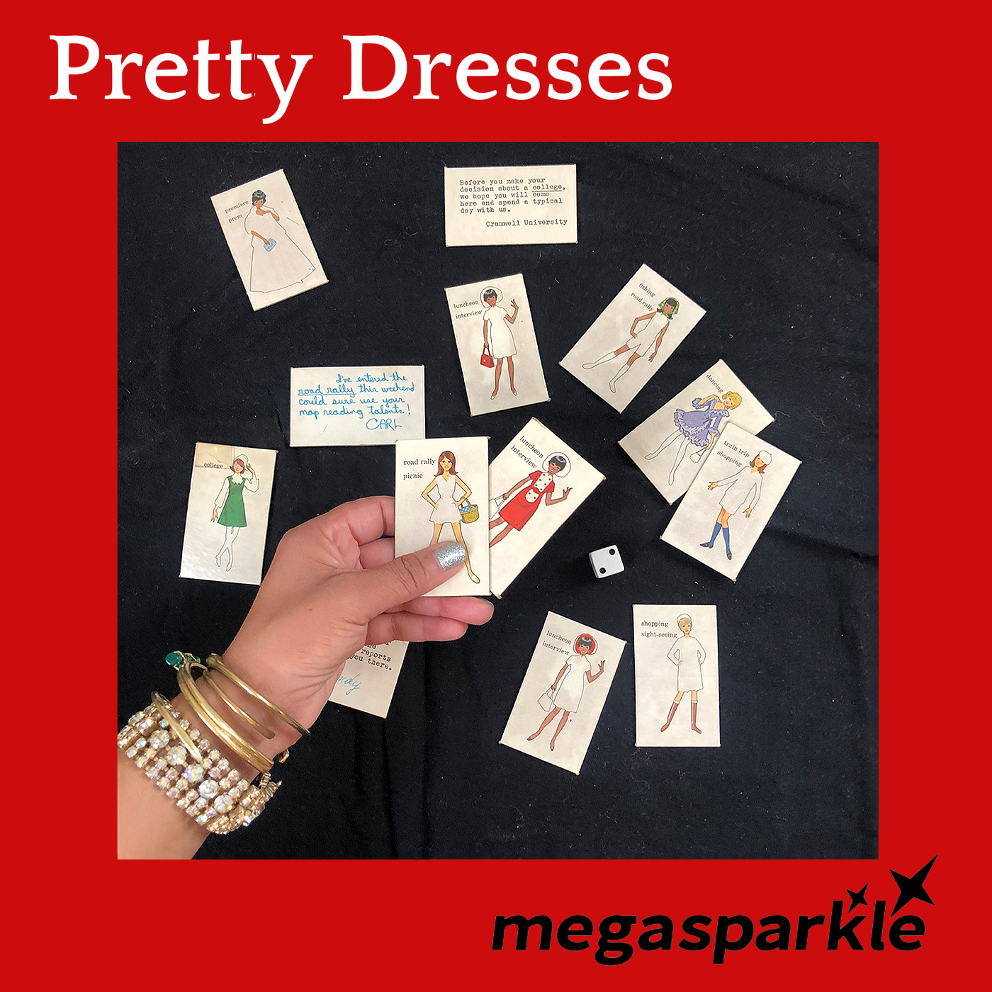 Pretty Dresses Cover